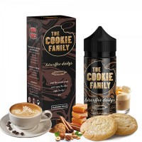 The Cookie Family Biscoffee Dailys 120ml
